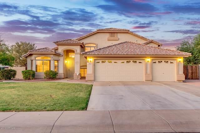 1760 E Amber Court, Gilbert, AZ 85296 (MLS #5992281) :: Riddle Realty Group - Keller Williams Arizona Realty