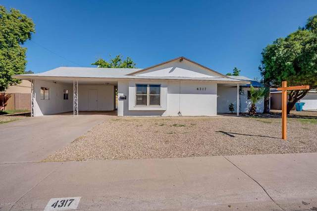 4317 N 64TH Avenue, Phoenix, AZ 85033 (MLS #5992289) :: Openshaw Real Estate Group in partnership with The Jesse Herfel Real Estate Group