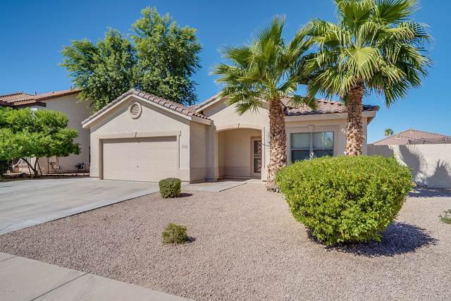 3544 E Trigger Way, Gilbert, AZ 85297 (MLS #5992292) :: Team Wilson Real Estate