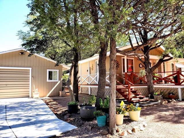 1319 N Locarno Circle, Payson, AZ 85541 (MLS #5992323) :: The Daniel Montez Real Estate Group