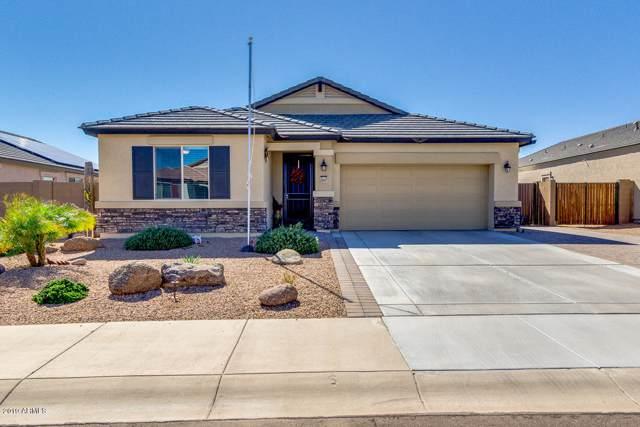 13447 W Desert Moon Way, Peoria, AZ 85383 (MLS #5992343) :: The Pete Dijkstra Team
