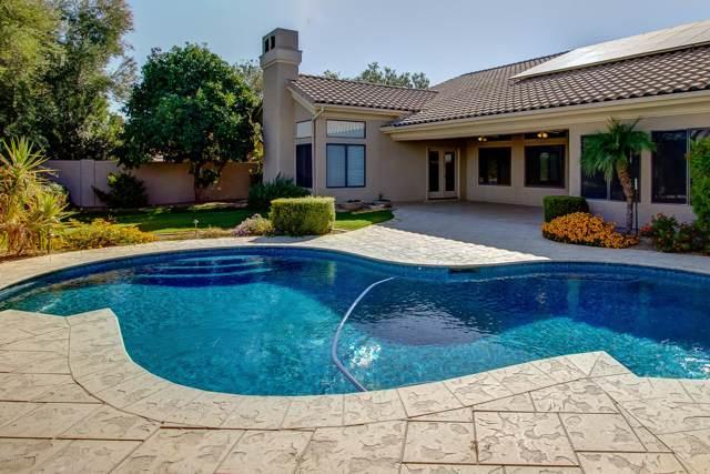 10217 N 55TH Place, Paradise Valley, AZ 85253 (MLS #5992374) :: Revelation Real Estate