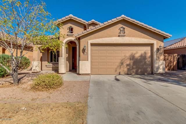 1178 E Jardin Drive, Casa Grande, AZ 85122 (MLS #5992380) :: Nate Martinez Team
