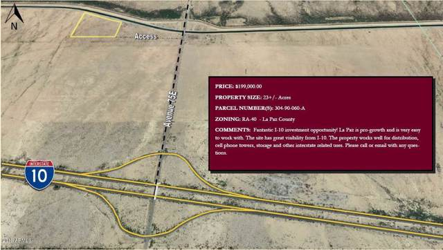 xx N Ave 75E Avenue, Salome, AZ 85348 (MLS #5992385) :: My Home Group