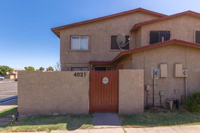4021 W Reade Avenue, Phoenix, AZ 85019 (MLS #5992397) :: The Laughton Team