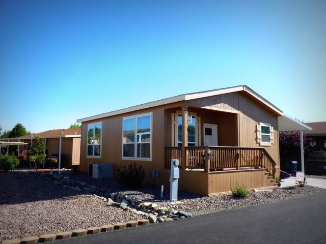 11250 E St Rt 69 # 2199, Dewey, AZ 86327 (MLS #5992469) :: The Kenny Klaus Team