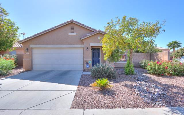 671 W Jahns Court, Casa Grande, AZ 85122 (MLS #5992485) :: Nate Martinez Team
