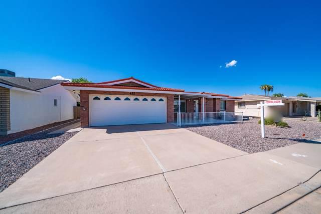 452 S Rochester, Mesa, AZ 85206 (MLS #5992489) :: Yost Realty Group at RE/MAX Casa Grande