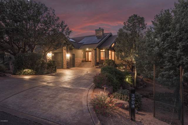 2904 E Hanging Rock, Payson, AZ 85541 (MLS #5992490) :: Arizona 1 Real Estate Team