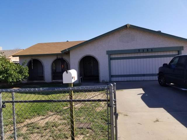 7151 W Merrell Street, Phoenix, AZ 85033 (MLS #5992536) :: The Kenny Klaus Team