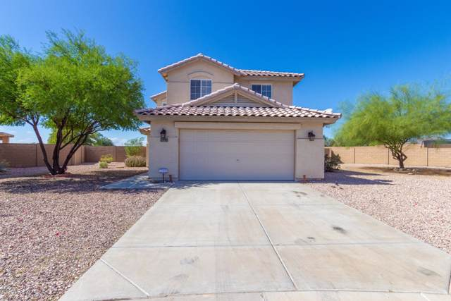 658 S 223RD Lane, Buckeye, AZ 85326 (MLS #5992547) :: The Kenny Klaus Team