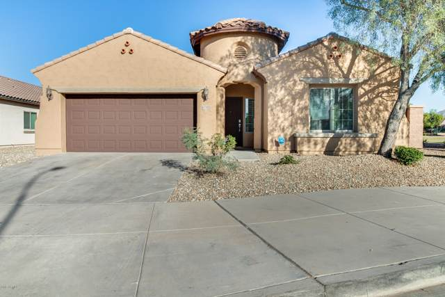 8815 S 57TH Lane, Laveen, AZ 85339 (MLS #5992604) :: Selling AZ Homes Team