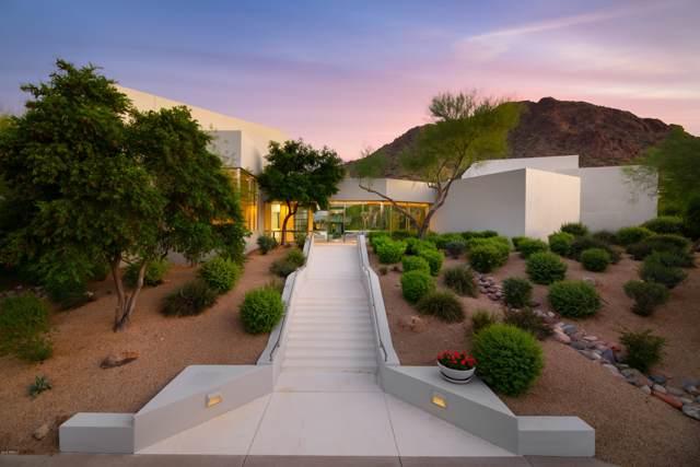 5815 N Dragoon Lane, Paradise Valley, AZ 85253 (MLS #5992608) :: Occasio Realty
