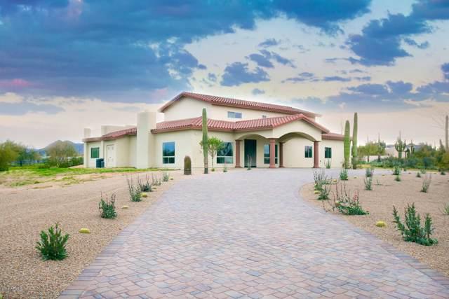 6950 E Dixileta Drive, Scottsdale, AZ 85266 (MLS #5992632) :: The Bill and Cindy Flowers Team