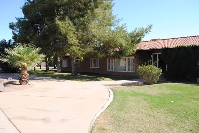 915 E Mcmurray Boulevard, Casa Grande, AZ 85122 (MLS #5992635) :: The W Group