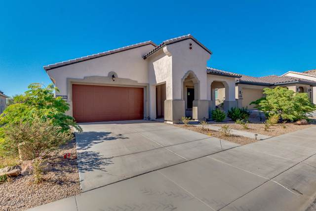 12032 S 184TH Avenue, Goodyear, AZ 85338 (MLS #5992637) :: RE/MAX Excalibur