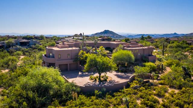 10907 E Fortuna Drive, Scottsdale, AZ 85262 (MLS #5992640) :: Conway Real Estate