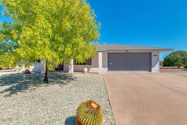 18419 N 97TH Drive, Sun City, AZ 85373 (MLS #5992642) :: The Kenny Klaus Team