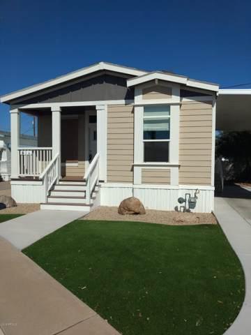2460 E Main Street A27, Mesa, AZ 85213 (MLS #5992661) :: The Bill and Cindy Flowers Team