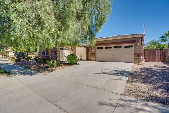 20443 S 187TH Way, Queen Creek, AZ 85142 (MLS #5992669) :: Revelation Real Estate