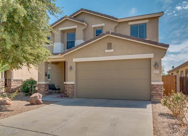 22147 E Via Del Palo, Queen Creek, AZ 85142 (MLS #5992674) :: Revelation Real Estate