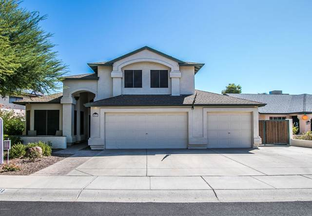 4431 W Escuda Drive, Glendale, AZ 85308 (MLS #5992684) :: Team Wilson Real Estate