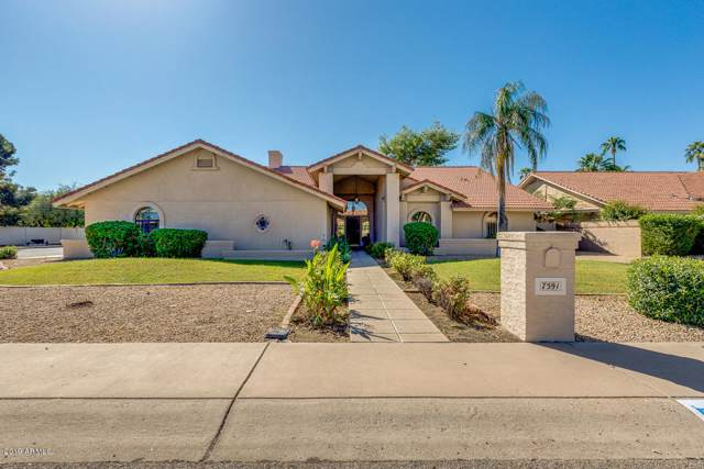 7591 E Aster Drive, Scottsdale, AZ 85260 (MLS #5992697) :: RE/MAX Excalibur