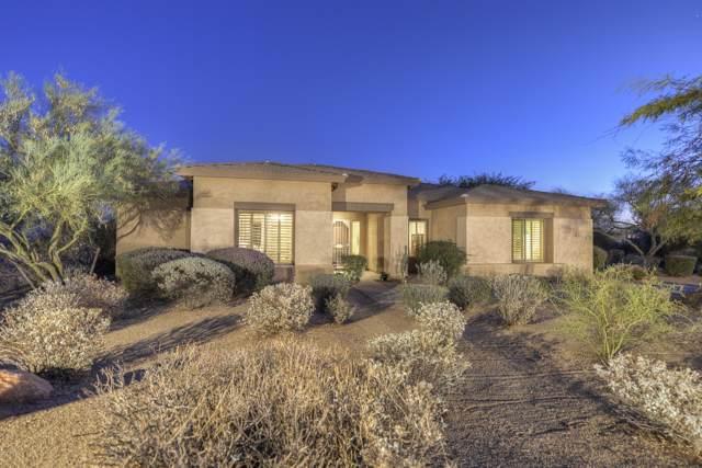 5831 E Bent Tree Drive, Scottsdale, AZ 85266 (MLS #5992707) :: The W Group