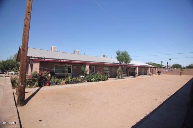 13913 N Palm Street, El Mirage, AZ 85335 (MLS #5992715) :: Devor Real Estate Associates