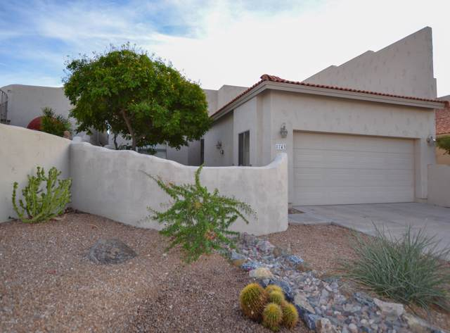 8743 E Sandtrap Court, Gold Canyon, AZ 85118 (MLS #5992717) :: The Bill and Cindy Flowers Team