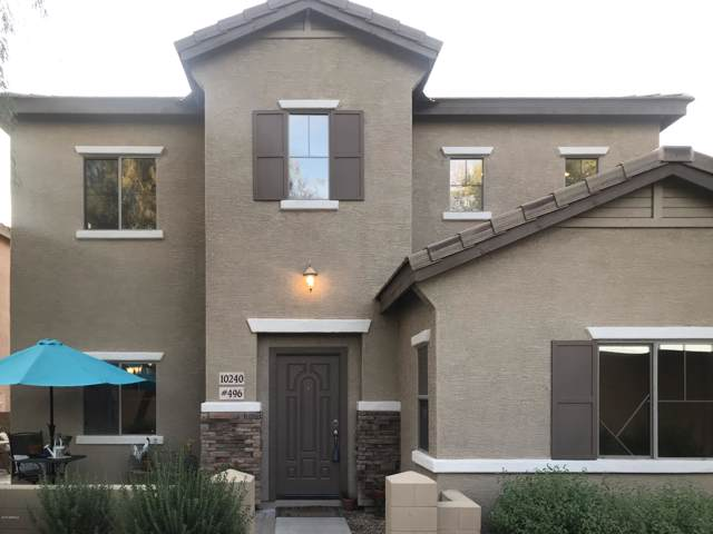 10240 W Sands Drive #496, Peoria, AZ 85383 (MLS #5992720) :: The Bill and Cindy Flowers Team