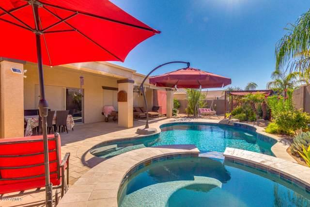 2992 E Ironside Lane, Gilbert, AZ 85298 (MLS #5992741) :: RE/MAX Excalibur
