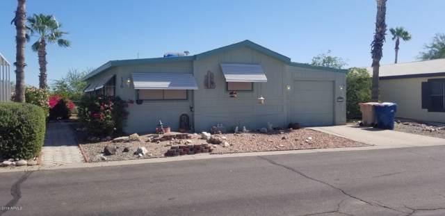 2000 S Apache Road #176, Buckeye, AZ 85326 (MLS #5992754) :: The Property Partners at eXp Realty