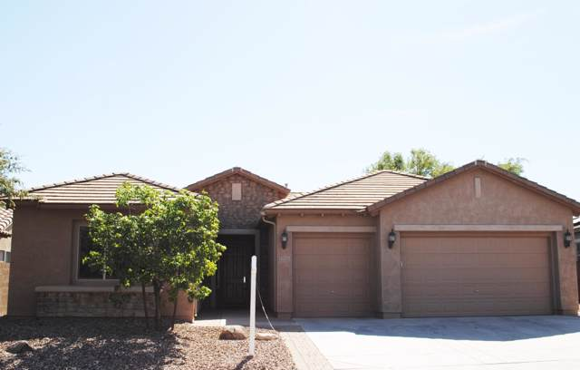 6321 W Montebello Way, Florence, AZ 85132 (MLS #5992780) :: Riddle Realty Group - Keller Williams Arizona Realty