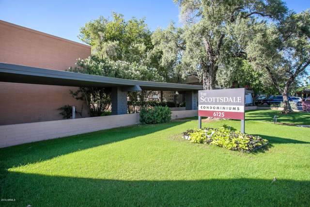 6125 E Indian School Road #189, Scottsdale, AZ 85251 (MLS #5992782) :: RE/MAX Excalibur