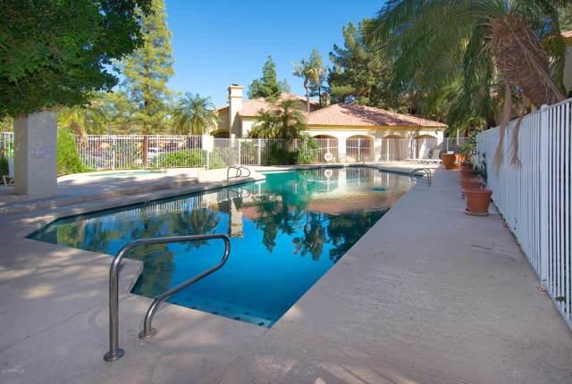 1101 S Sycamore Street #103, Mesa, AZ 85202 (MLS #5992784) :: RE/MAX Excalibur