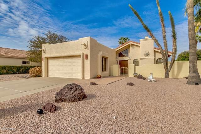 10722 E Navajo Place, Sun Lakes, AZ 85248 (MLS #5992800) :: Revelation Real Estate