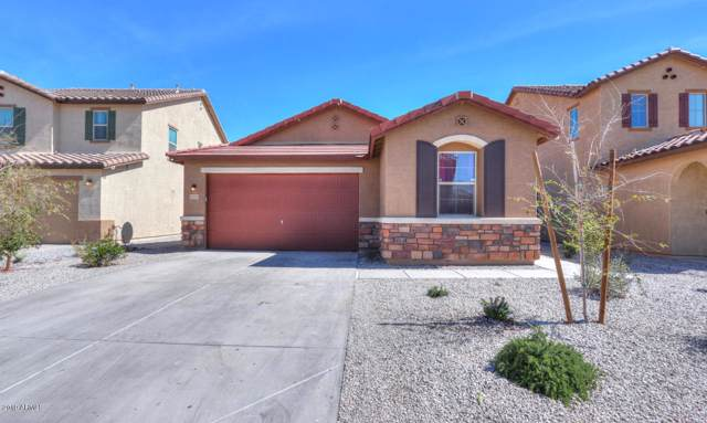 18375 N Russell Drive, Maricopa, AZ 85138 (MLS #5992811) :: The Daniel Montez Real Estate Group