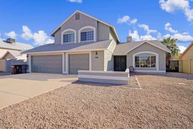 7613 W Cheryl Drive, Peoria, AZ 85345 (MLS #5992822) :: Riddle Realty Group - Keller Williams Arizona Realty