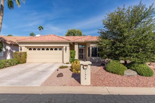 11014 E Navajo Drive, Sun Lakes, AZ 85248 (MLS #5992841) :: Revelation Real Estate