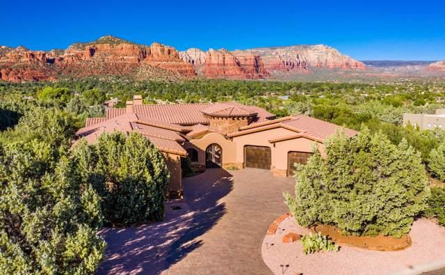 85 Crystal Sky Drive, Sedona, AZ 86351 (MLS #5992859) :: Riddle Realty Group - Keller Williams Arizona Realty
