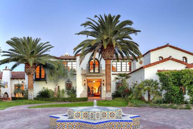6667 E Stallion Road, Paradise Valley, AZ 85253 (MLS #5992861) :: Occasio Realty