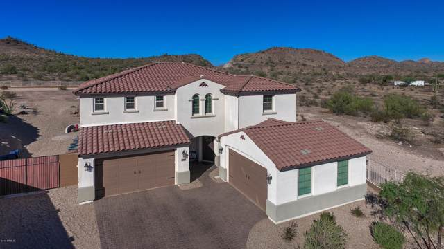 8290 W Whitehorn Trail, Peoria, AZ 85383 (MLS #5992869) :: The Laughton Team