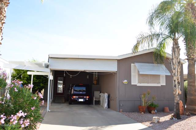 17200 W Bell Road #1587, Surprise, AZ 85374 (MLS #5992881) :: The Garcia Group