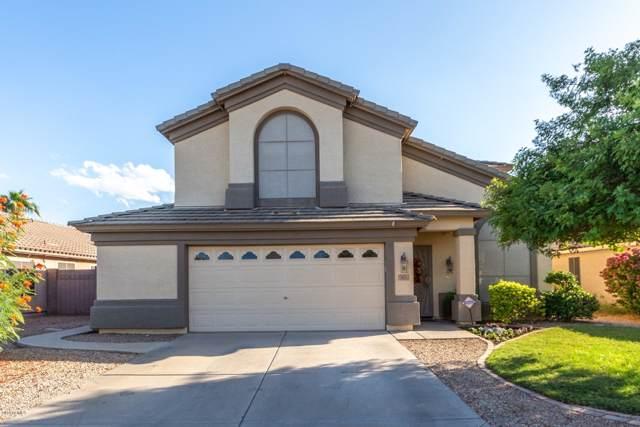3891 E Vaughn Avenue, Gilbert, AZ 85234 (MLS #5992904) :: Riddle Realty Group - Keller Williams Arizona Realty