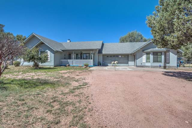 476 W Round Valley Road, Payson, AZ 85541 (MLS #5992928) :: The Daniel Montez Real Estate Group