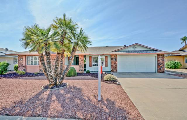 13011 W Foxfire Drive, Sun City West, AZ 85375 (MLS #5992955) :: Yost Realty Group at RE/MAX Casa Grande