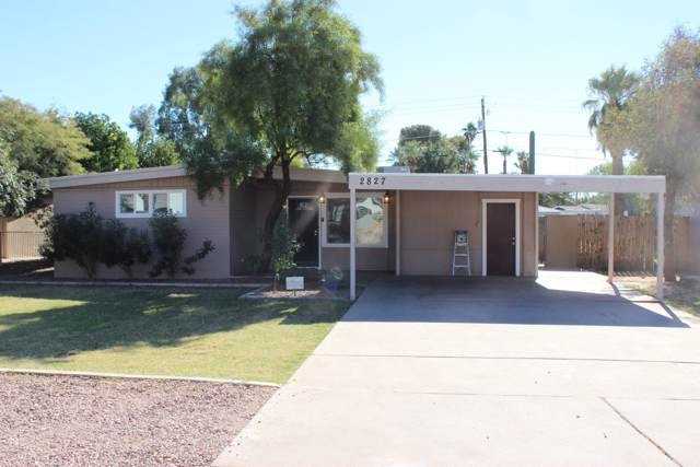 2827 E Osborn Road, Phoenix, AZ 85016 (MLS #5992957) :: The Pete Dijkstra Team