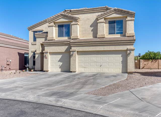 19079 N Leland Road, Maricopa, AZ 85138 (MLS #5992982) :: The Daniel Montez Real Estate Group