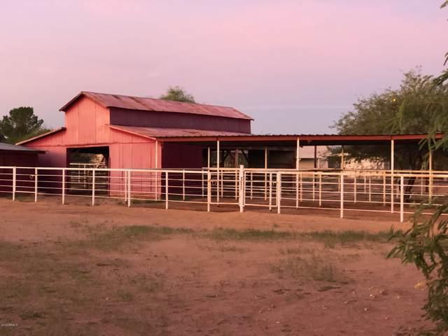 9842 N Mcginnis Road, Marana, AZ 85653 (MLS #5992994) :: Brett Tanner Home Selling Team